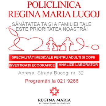 Regina Maria Lugoj