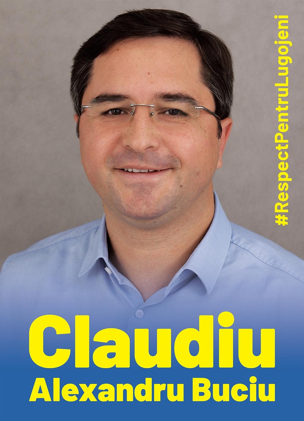 Claudiu Alexandru Buciu