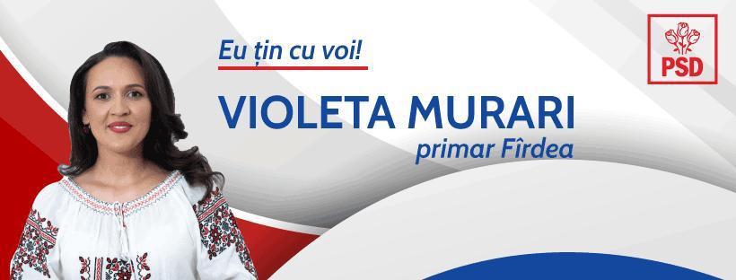Violeta Murari, primar Fardea