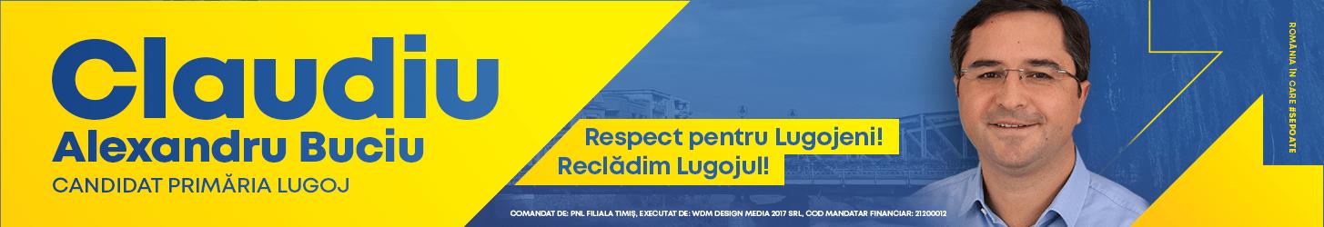 Respect pentru Lugojeni
